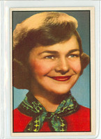 1953 TV-Radio 62 Estelle Parsons Near-Mint