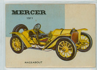 1954 World On Wheels 5 Mercer Raceabout 1911 Very Good to Excellent