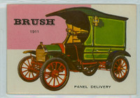 1954 World On Wheels 21 Brush - 1911 Excellent
