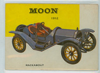 1954 World On Wheels 108 Moon Raceabout 1912 Very Good to Excellent