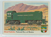 1955 Rails and Sails 26 Nat'l Railways of Mexico Near-Mint