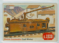1955 Rails and Sails 28 Coal Mining, c 1920 Fair to Good