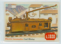 1955 Rails and Sails 28 Coal Mining, c 1920 Near-Mint to Mint
