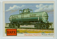 1955 Rails and Sails 64 One-dome Tank Car Near-Mint
