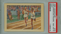 1956 Adventure 16 Pan American Pacers PSA 8 Near Mint to Mint