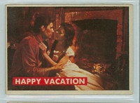 1956 Davy Crockett Green 24 Happy Vacation Very Good to Excellent
