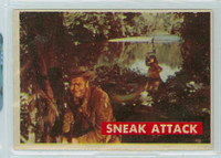 1956 Davy Crockett Green 26 Sneak Attack Very Good