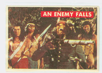 1956 Davy Crockett Green 28 An Enemy Falls Fair to Poor