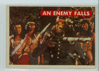 1956 Davy Crockett Green 28 An Enemy Falls Excellent