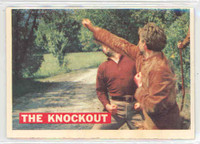 1956 Davy Crockett Orange 38 The Knockout Excellent