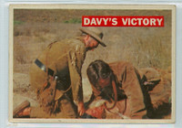 1956 Davy Crockett Orange 48 Davy's Victory Very Good