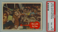 1956 Elvis 6 Elvis and Fans PSA 8 Near Mint to Mint