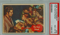 1956 Elvis 22 The Fan's Friend PSA 8 Near Mint to Mint