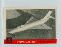 1956 Jets 2 SFECMAS Ars 1301 Excellent