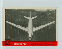 1956 Jets 10 Boeing 707 Excellent