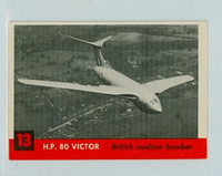 1956 Jets 13 Handley Page Victor Excellent