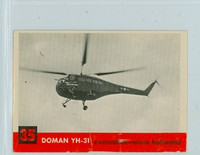 1956 Jets 35 Doman YH-31 Very Good to Excellent