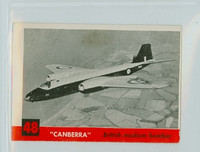 1956 Jets 48 British Canberra Excellent