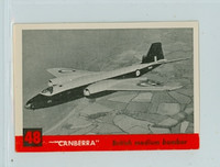 1956 Jets 48 British Canberra Excellent to Mint