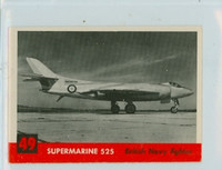 1956 Jets 49 Supermarine 525 Excellent to Mint