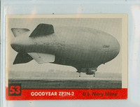 1956 Jets 53 Goodyear ZP2N-2 Excellent