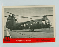 1956 Jets 56 Piasecki H-25A Excellent to Mint