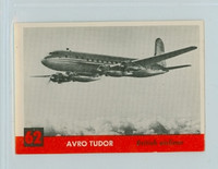 1956 Jets 62 Avro Tudor Excellent