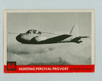 1956 Jets 66 Percival Provost Near-Mint