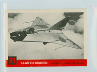 1956 Jets 71 SAAB 210 Draken Excellent to Mint
