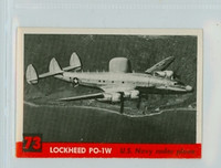 1956 Jets 73 Lockheed PO-1W Near-Mint