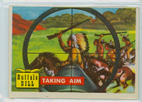 1956 Round Up 28 Taking Aim Very Good to Excellent