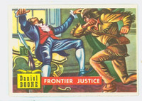 1956 Round Up 50 Frontier Justice Excellent to Excellent Plus