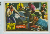 1956 Round Up 56 Trapped Very Good