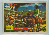 1956 Round Up 68 Flaming Terror Excellent to Mint