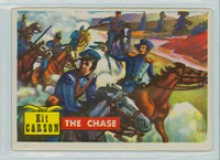 1956 Round Up 76 The Chase Excellent