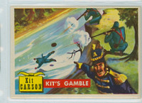 1956 Round Up 79 Kit's Gamble Excellent to Mint