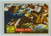 1956 Round Up 80 Indian War Excellent to Excellent Plus