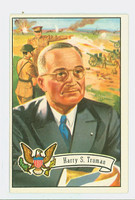 1956 U.S. Presidents 35 Harry Truman Excellent