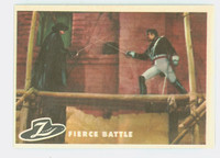 1958 Zorro 33 Fierce Battle Excellent to Mint