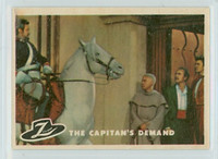 1958 Zorro 44 The Captains Demand Near-Mint