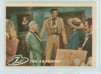 1958 Zorro 61 The Argument Excellent to Excellent Plus