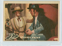 1958 Zorro 62 Trouble Ahead Very Good to Excellent