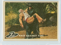 1958 Zorro 74 Race Against Time Excellent