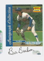 Bill Buckner AUTOGRAPH 1999 Fleer Greats of the Game Cubs CERTIFIED 