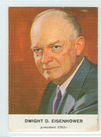1960 Golden Press Presidents 33 Dwight Eisenhower Excellent