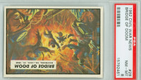 1962 Civil War News 29 Bridge of Doom PSA 8 Near Mint to Mint