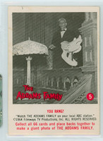 1964 Addams Family 5 You Rang? Very Good to Excellent