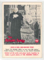 1964 Addams Family 46 I Need a Real Hair-Raising Story Near-Mint