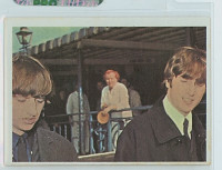 1964 Beatles Color 9 Ringo and John Excellent
