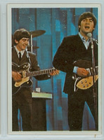 1964 Beatles Color 63  John and George Excellent